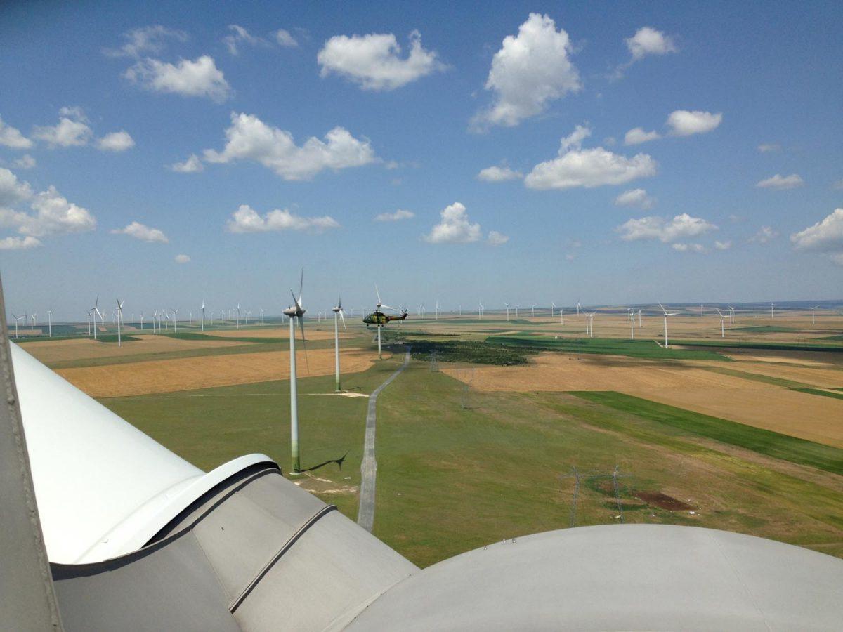 Windenergie: olksschule Forchtenstein, Vortrag