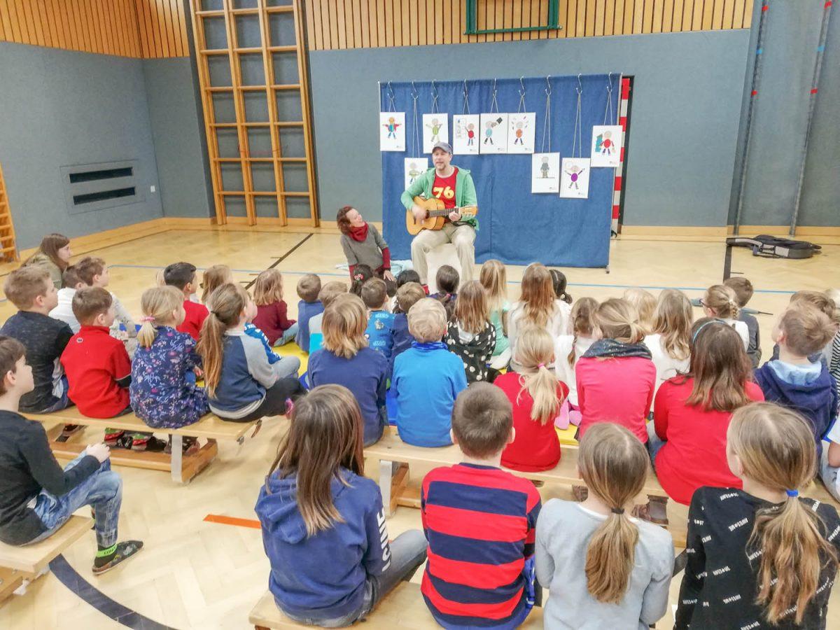 Theaterpädagogisches Programm